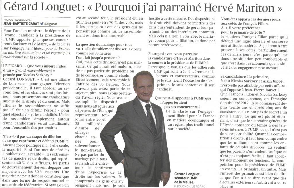 Figaro novembre 2014